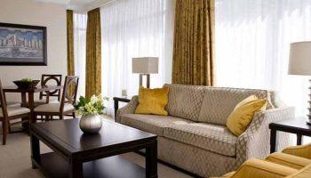 L'hermitage hotel suite