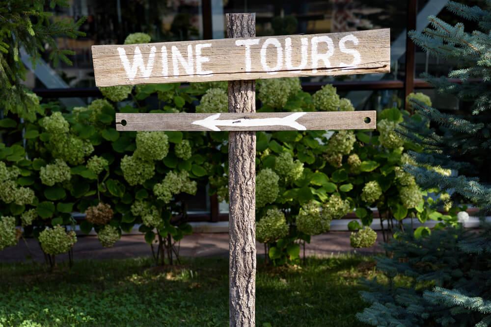 Wine tour vancouver