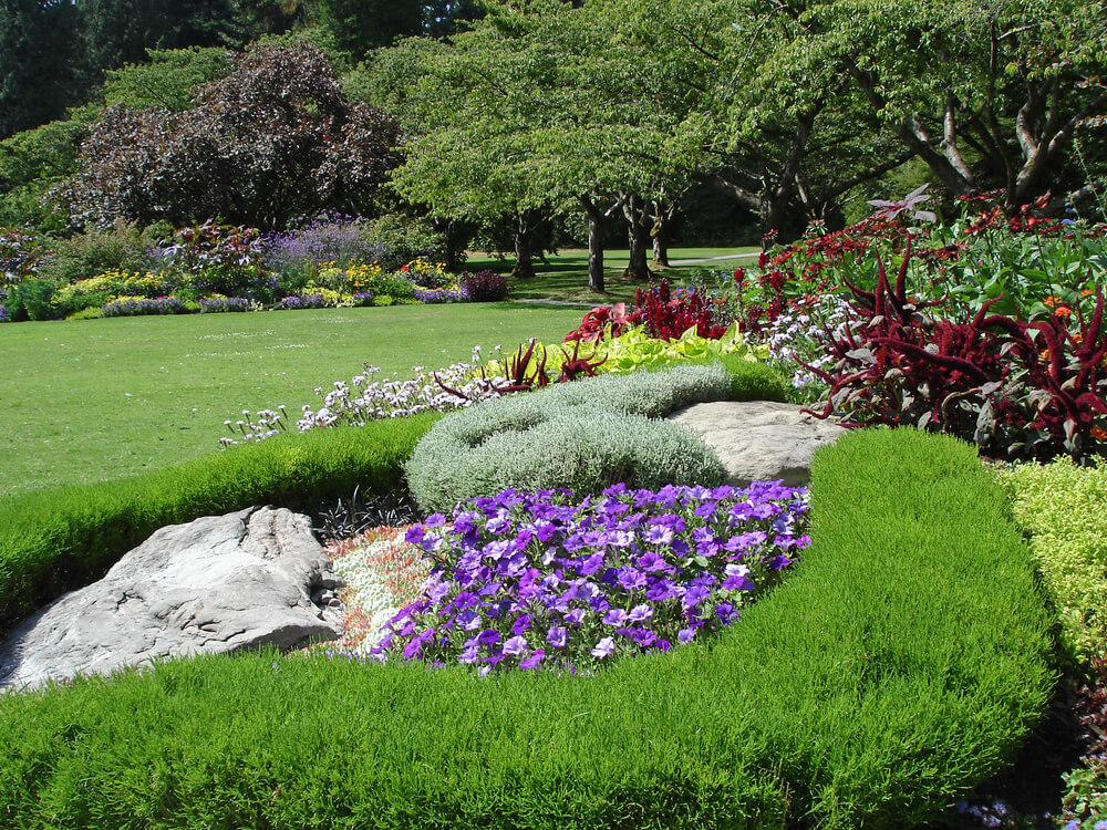 Stanley park garden