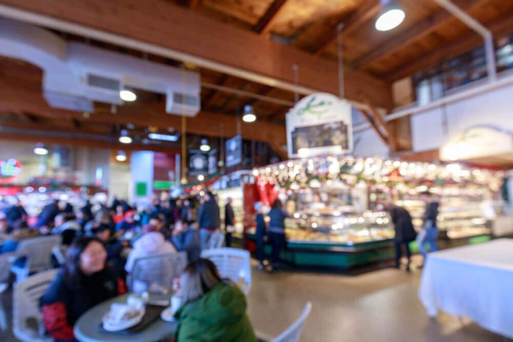 Vancouver's food scene