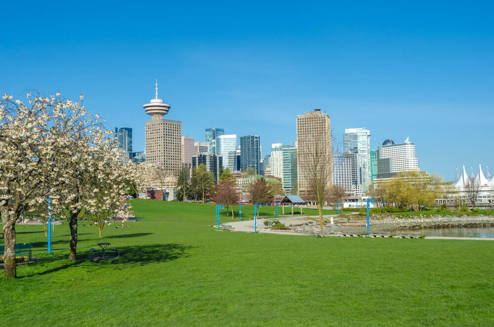 May Spring Events in Vancouver