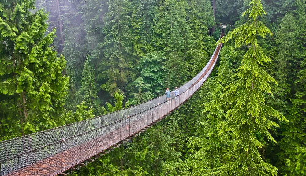 Vancouver's natural landscape