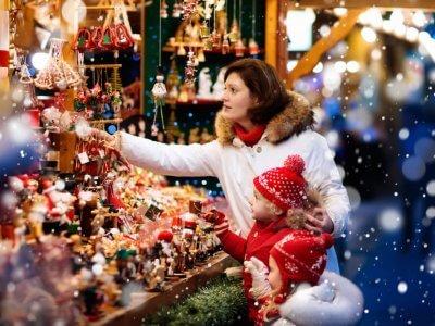 Christmas Festival Market