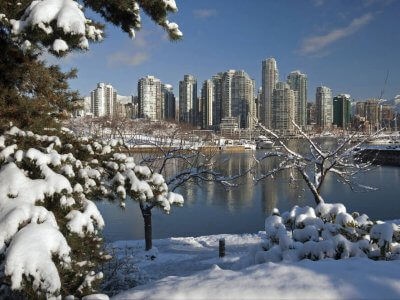 winters in vancouver