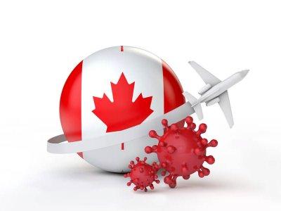 Canada cononavirus outbreak travel