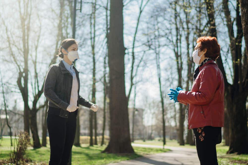 Practice Safe Social Distancing